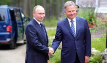 Путин в Финляндии: что осталось за кадром? — Николай МЕЖЕВИЧ