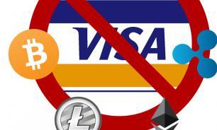 Криптовалюты стали популярнее благодаря неудачам VISA