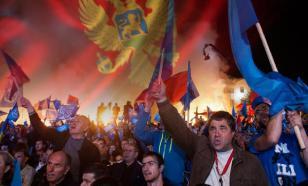 Черногорские оппозиционеры обратились за помощью к Путину и Макрону
