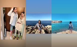 Туктамышева опубликовала приличные фотографии с отдыха