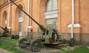 В Архангельске обнаружили зараженную радиацией пушку времен войны
