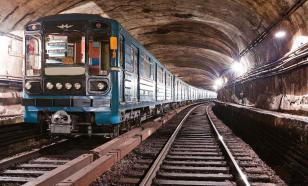 """Новый участок """"салатовой"""" линии метро запустят в 2021 году"""