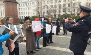 """Акцию """"Солидарности"""" в Москве назвали """"митингом за ИГИЛ"""""""