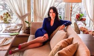 Где живет Тина Канделаки: двухуровневый пентхаус и дом в Шелестово
