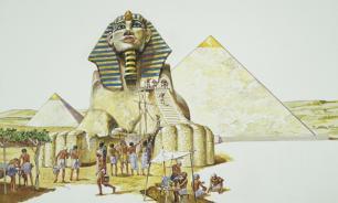 Сфинкс рассказал о связях между Китаем и Египтом