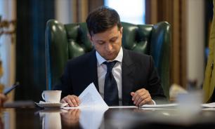 Зеленский внес в парламент законопроект об импичменте президента