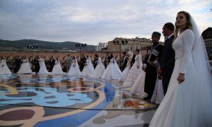 В Книгу рекордов Гиннесса попала дагестанская свадьба в Дербенте