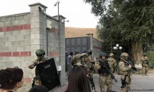 В Киргизии против вставших на защиту Атамбаева завели уголовные дела