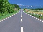 Узкая дорога - короткий путь к деньгам или к ДТП