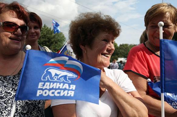 """Выбор совершен: Что на самом деле сделали """"Единая Россия"""" и ее кандидаты"""