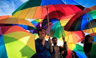 Гей-Америка скатывается к первобытному строю - мнение