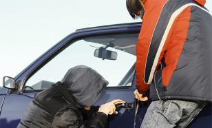 Полиция рассказала, как действуют угонщики авто