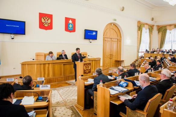 Депутатам Астраханской области запретили использовать мат в интернете