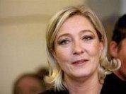 Ле Пен спасает Францию от оккупантов