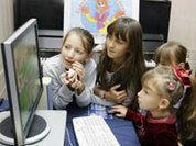 Дети в рунете - им не страшен серый волк