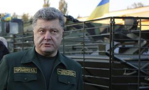 """Порошенко заявил, что Россия """"стремится к мировому хаосу"""", уничтожая ИГ"""