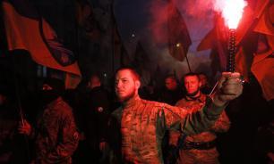 Киев попал в тенета бандеровской галиматьи