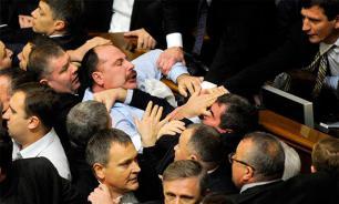 Политическая жизнь в Киеве, или Хроники из палаты номер шесть