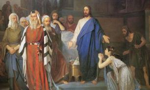 История спасения евангельской блудницы