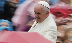 Папа Римский Франциск: Ни одна проблема мира не может быть решена без участия России.