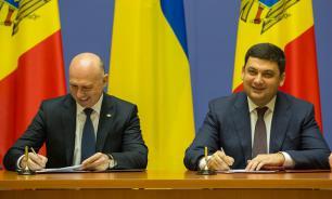 Ось Кишинев — Киев против России и Приднестровья