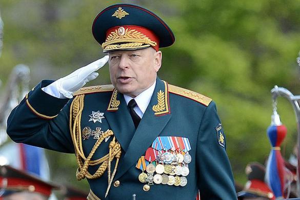 Главком Сухопутных войск РФ: подробности проведения Парада Победы