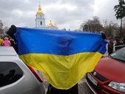 Украина: президент есть, мира нет