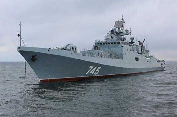 Несмотря на санкции: Индия хочет купить у России фрегат