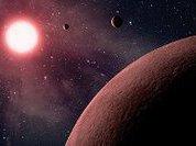"""В космосе найдены """"планеты лилипутов"""""""