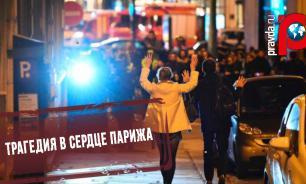 Олланд назвал нападение на полицейских в Париже терактом. ВИДЕО