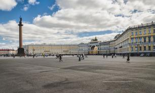 УЕФА хочет разместить фан-зону Евро-2020 на Дворцовой площади