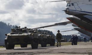 Россию подозревают в подготовке военной операции против Украины