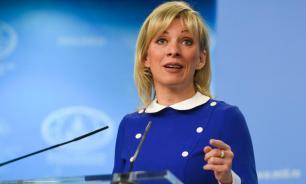 Захарова назвала фарсом продление санкций ЕС против России