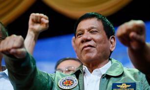Президент Филиппин пообещал устроить наркоманам холокост