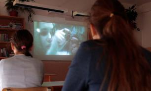 Омская учительница показала детям фильм ужасов и получила выговор