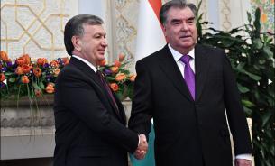 Таджикистан и Узбекистан: конец холодной войне