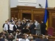 """Украина: Рада снова готовится """"на выезд"""""""