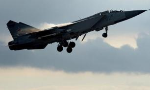 Информация об аварийной посадке МиГ-31 в Перми не подтвердилась