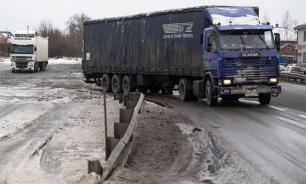 Дальнобойщики уничтожили надежду на отмену транспортного налога для россиян