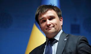 Климкин: двойное гражданство с Россией возможно после возвращения Донбасса и Крыма