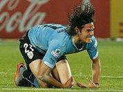 Форварда сборной Уругвая удалили за удар соперника, который пытался проникнуть в его задний проход пальцем