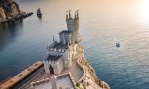 Около 9% туристов Крыма составили украинцы