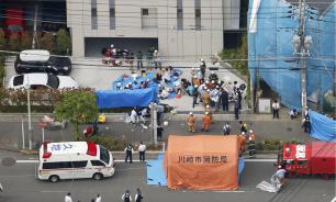 Первоклассница скончалась после нападения мужчины с ножом в японском Кавасаки