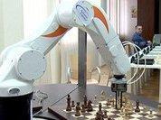 Помощник Медведева выиграл в шахматы у робота