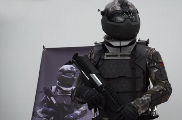 На западе России стоят войска в керамической броне