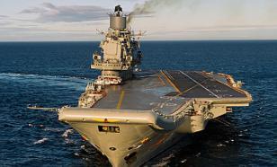 Россия отказалась от легких авианосцев