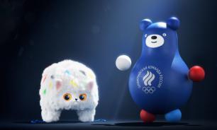 Талисманами олимпийской сборной России станут кот-ушанка и медведь-неваляшка