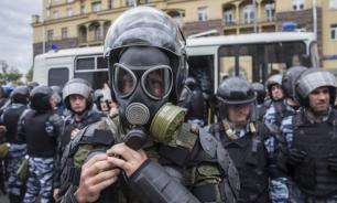 Росгвардия купит баллоны со слезоточивым газом на 7 млн рублей