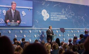"""""""Президентом мира"""" Порошенко назвался. На очереди """"Властелин Вселенной"""""""