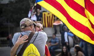 """Протесты в Каталонии привели к отмене матча """"Барселона"""" - """"Реал"""""""